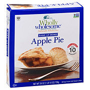Wholly Wholesome Bake At Home Apple Pie