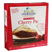 Wholly Wholesome Bake At Home Cherry Pie
