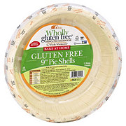 Wholly Wholesome Pie Crust Gluten Free