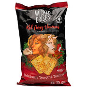 Wicked Crisps Red Curry Hummus Crisps