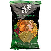 Wicked Crisps Spinach Parmesan Crisps