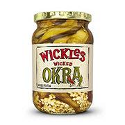 Wickles Wicked Okra