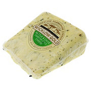 Wicklow Farmhouse Nettle and Chive Cheddar Style Cheese