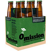 Widmer Brothers Omission Indian Pale Ale  Beer 12 oz  Bottles