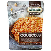 Wild Garden Couscous Pilaf