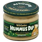 Wild Garden Jalapeno Hummus Dip