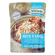 Wild Garden Rice & Lentil Pilaf
