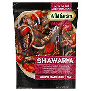 Wild Garden Shawarma Quick Marinade Mild