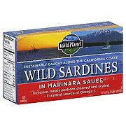 Wild Planet Sardines In Marinara Sauce