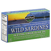 Wild Planet Wild Sardines Extra Virgin Olive Oil