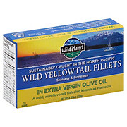 Wild Planet Yellowtail Filet In Olive Oil