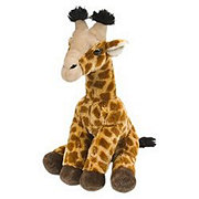 Wild Republic Cuddlekin Plush Beanbag Giraffe Baby