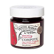 Wildly Delicious Compote With Tart Cherry and Almond