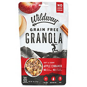 Wildway Grain Free Apple Cinnamon Granola