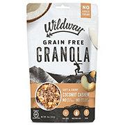 Wildway Grain Free Coconut Cashew Granola