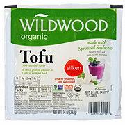 WILDWOOD Sprouted Water Packed Silken Tofu