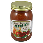 Williams Farm Williams Farm Garden Fresh Red Medium Salsa