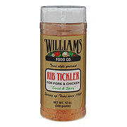 Williams Food Co. Rib Tickler Rub
