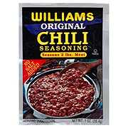 Williams Original Chili Seasoning