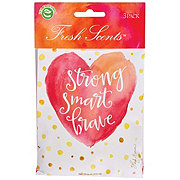 Willowbrook Strong Smart Brave Scented Sachet