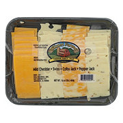 Wilmont Farms Mixed Cheese Tray