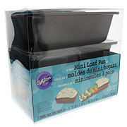 Wilton 3 pc Mini Loaf Pan Set