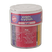 Wilton 4-Cell Bright Colors Sugar Crystals