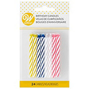 Wilton Assorted Colors Celebration Candles