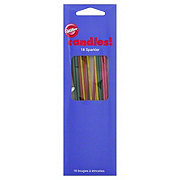 Wilton Assorted Colors Sparkler Candles