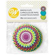 Wilton Baking Cups Bright Starburst