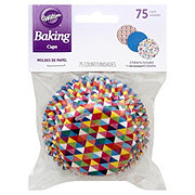 Wilton Baking Cups Mixed Brights