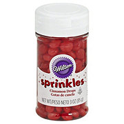 Wilton Cinnamon Drops Sprinkles