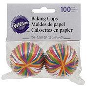 Wilton Color Wheel Mini Baking Cups