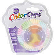 Wilton Colorcups Watercolor Baking Cups