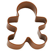 Wilton Gingerbread Boy Metal Cookie Cutter
