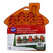 Wilton Gingerbread Silicone Bite-Size Treat Mold