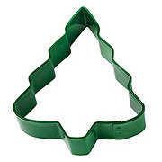Wilton Green Tree Metal Cookie Cutter