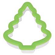 Wilton Grippy Christmas Tree Cookie Cutter