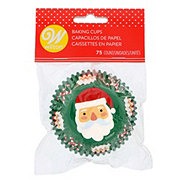 Wilton Holiday Icons Santa Cup