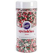 Wilton Holiday Jimmies Sprinkles