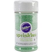 Wilton Light Green Sugar Sprinkles