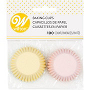 Wilton Mini Pastel Baking Cups