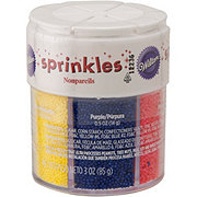 Wilton Nonpareils 6-Cell Sprinkles