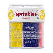 Wilton Nonpareils 6-Cell Sprinkles