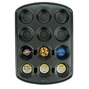 Wilton Perfect Results Non-Stick 12 Cup Muffin Pan