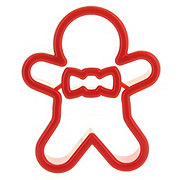 Wilton Plastic Gingerbread Man Cookie Cutter Set