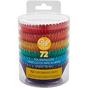 Wilton Rainbow Foil Baking Cup