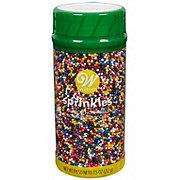 Wilton Rainbow Nonpareils Sprinkles