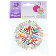 Wilton Rainbow Starburst Baking Cups