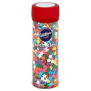 Wilton Rainbow Stars Sprinkles